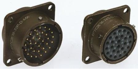 分类图片 圆形连接器