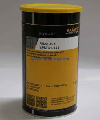图片 润滑油脂Kluberplex BEM41-141