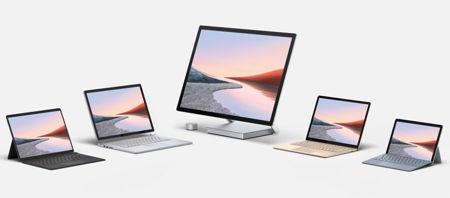 分类图片 微软Surface产品